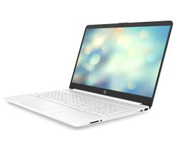 "HP 15s-fq1515sa 15.6"" Laptop - Intel® Core™ i3, 128 GB SSD, White"