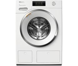 MIELE WWR 860 WiFi-enabled 9 kg 1600 Spin Washing Machine - White