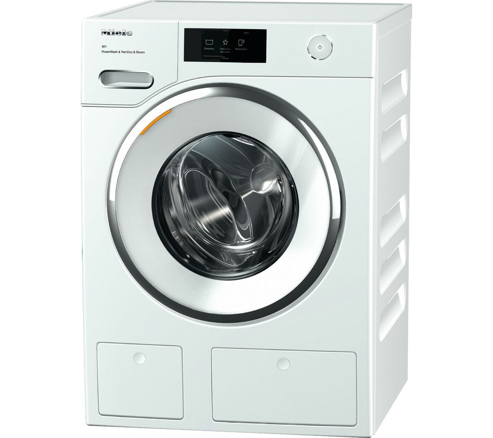 WWR 860 WiFi-enabled 9 kg 1600 Spin Washing Machine - White