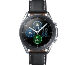 Galaxy Watch3 - Mystic Silver, 45 mm