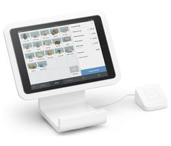 Stand with Card Reader & Dock