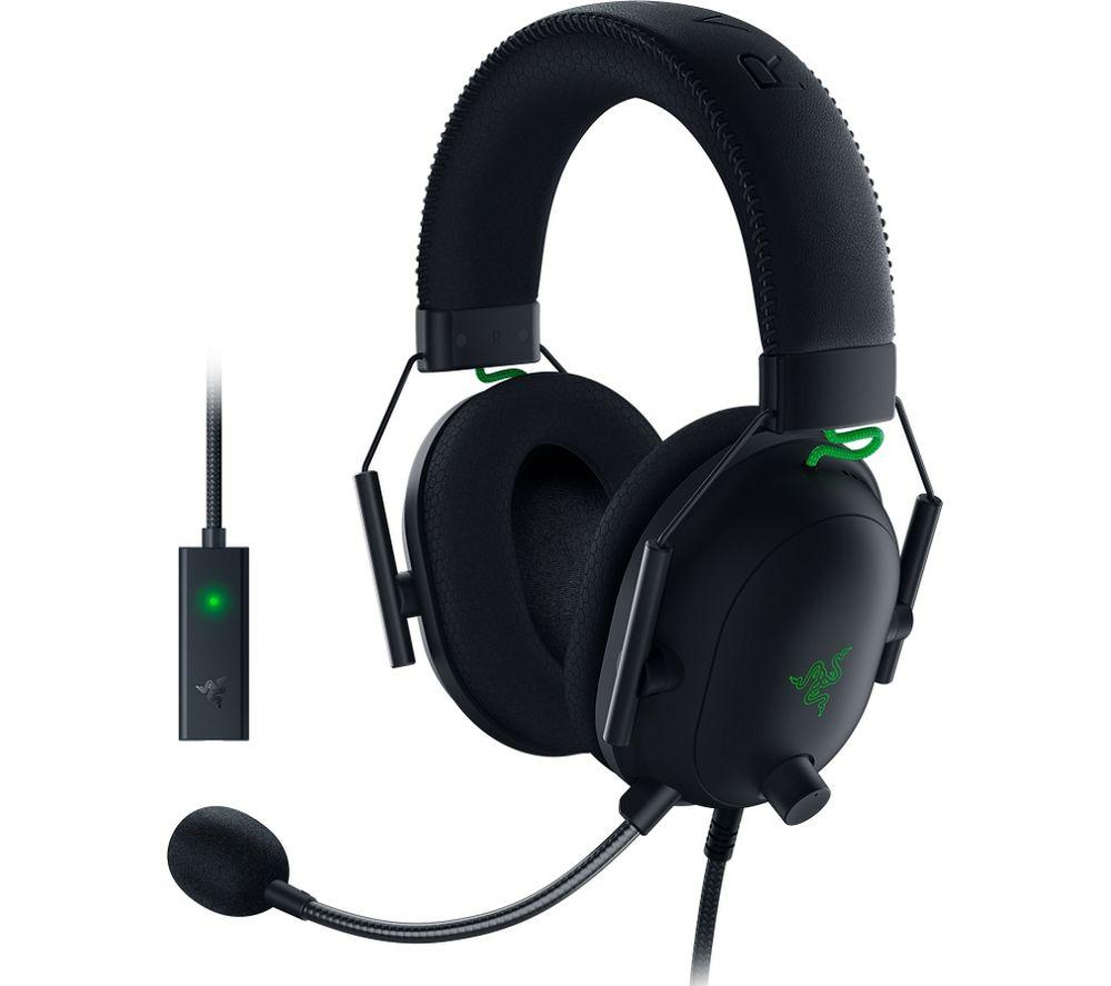 RAZER BlackShark V2 Gaming Headset - Black