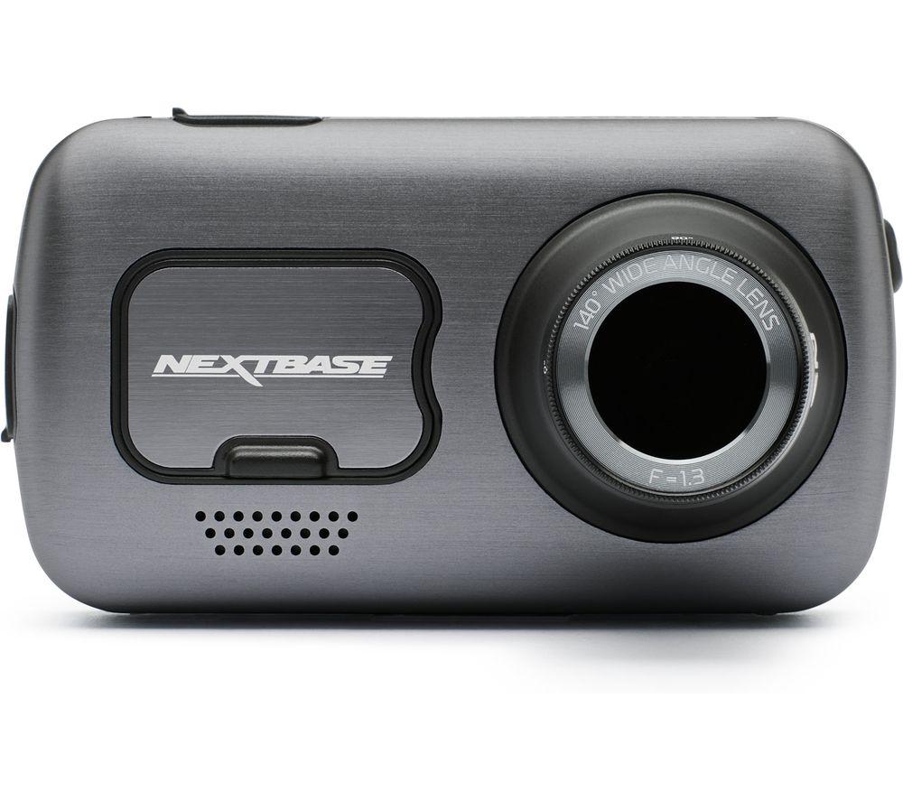 NEXTBASE 622GW 4K Ultra HD Dash Cam with Amazon Alexa - Black