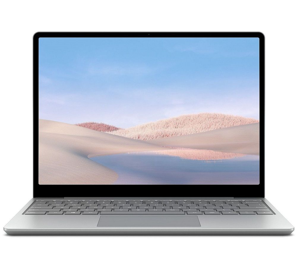 MICROSOFT 12.5inch Surface Laptop Go - Intel®Core i5, 128 GB SSD, Platinum