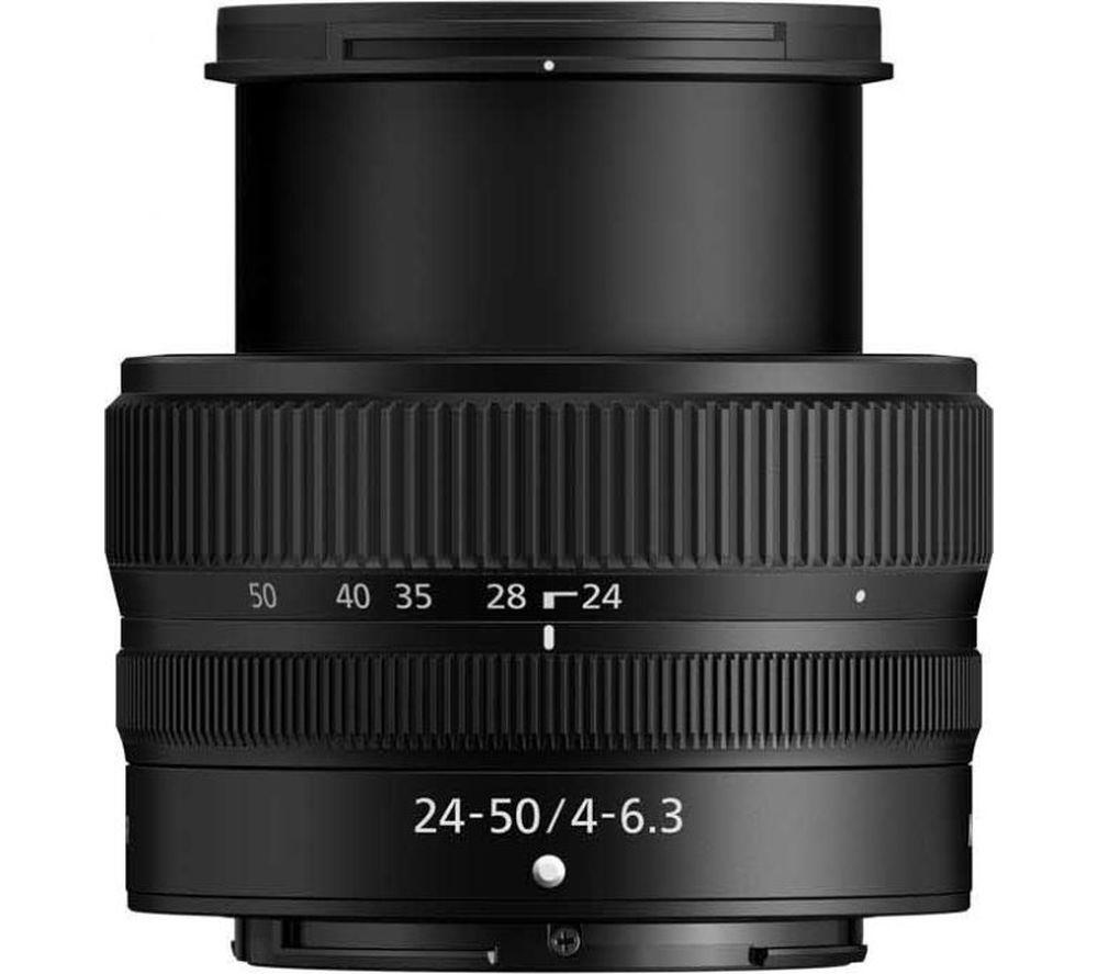 NIKON NIKKOR Z 24-50 mm f/4-6.3 Standard Zoom Lens