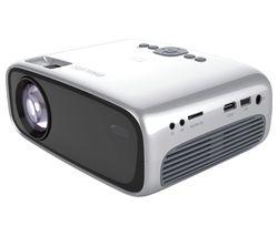 NeoPix Easy 2+ NPX442 HD Ready Mini Projector  - Grey & Silver