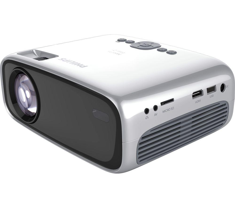 PHILIPS NeoPix Easy 2+ NPX442 HD Ready Mini Projector