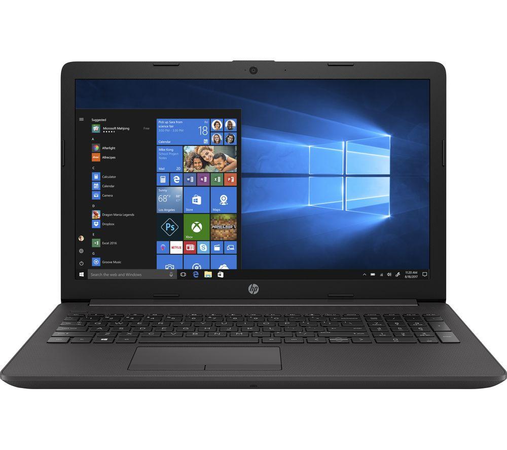 "HP 250 G7 15.6"" Laptop - Intel® Core™ i5, 256 GB SSD, Black"