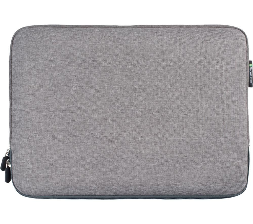 "GECKO COVERS Universal ZSL11C11 12"" Laptop Sleeve - Grey"