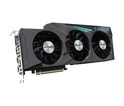 GeForce RTX 3080 10 GB EAGLE Graphics Card