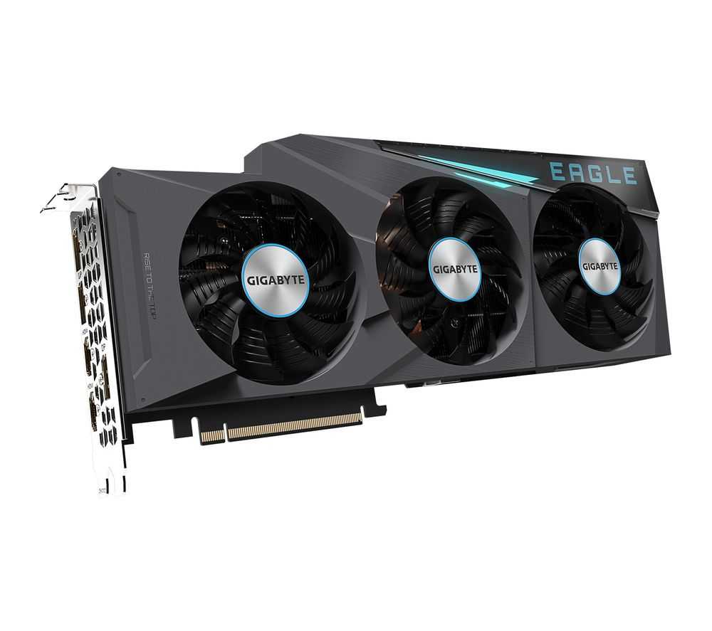 GIGABYTE GeForce RTX 3080 10 GB EAGLE Graphics Card