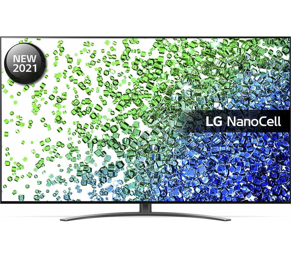 "LG 75NANO816PA 75"" Smart 4K Ultra HD HDR LED TV with Google Assistant & Amazon Alexa"
