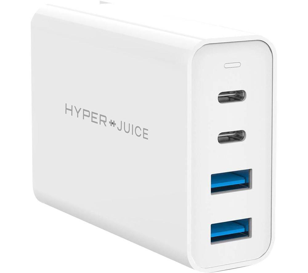 HYPER Juice HJ-GAN100 Universal USB Type-C Charger Hub