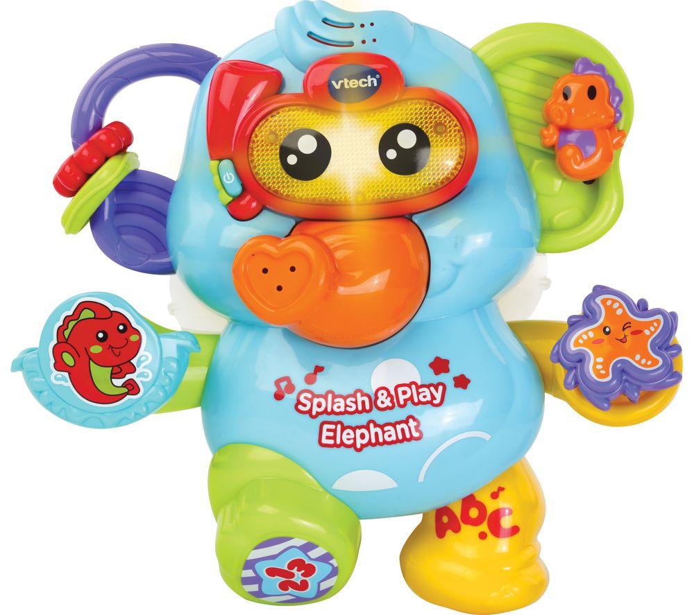 VTECH 515303 Baby Splash & Play Elephant