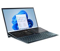 "ZenBook Duo UX482EA 14"" Laptop - Intel® Core™ i7, 512 GB SSD, Blue"