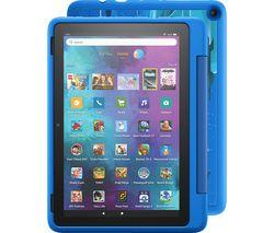 """Fire HD 10 10.1"""" Kids Tablet (2021) - 32 GB, Aquamarine"""