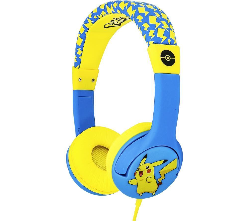 OTL PK0759 Kids Headphones - Blue & Yellow