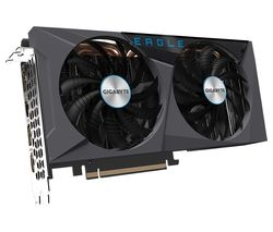 GeForce RTX 3060 Ti 8 GB EAGLE OC V2 LHR Graphics Card
