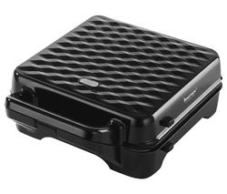Kitchen Pro DS-5954 3-in-1 Snack Maker - Black