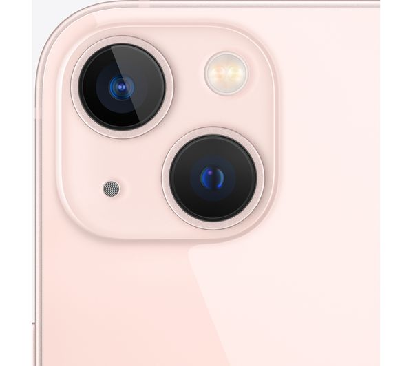 Apple iPhone 13 - 128 GB, Pink 8