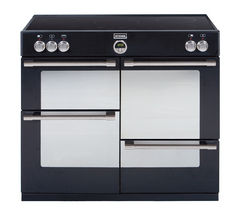 STOVES Sterling 1000Ei Electric Induction Range Cooker - Black