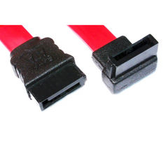 PCC-SATA60-R Right Angle SATA Data Cable - 0.6 m