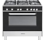 KENWOOD CK305G Gas Range Cooker - Black