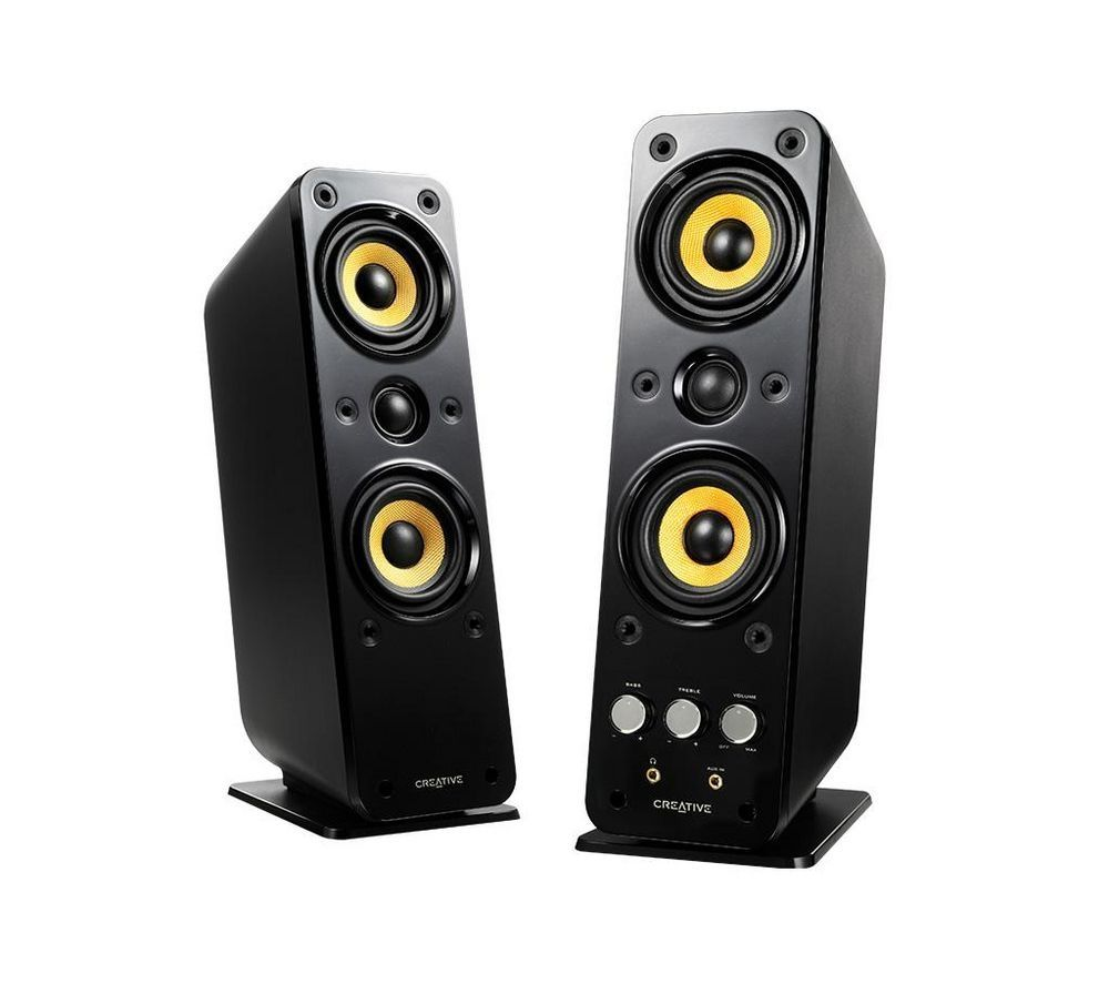 CREATIVE LABS GigaWorks T40 Series II 2.0 PC Speakers