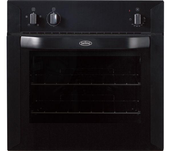 BELLING BI60F Electric Oven - Black