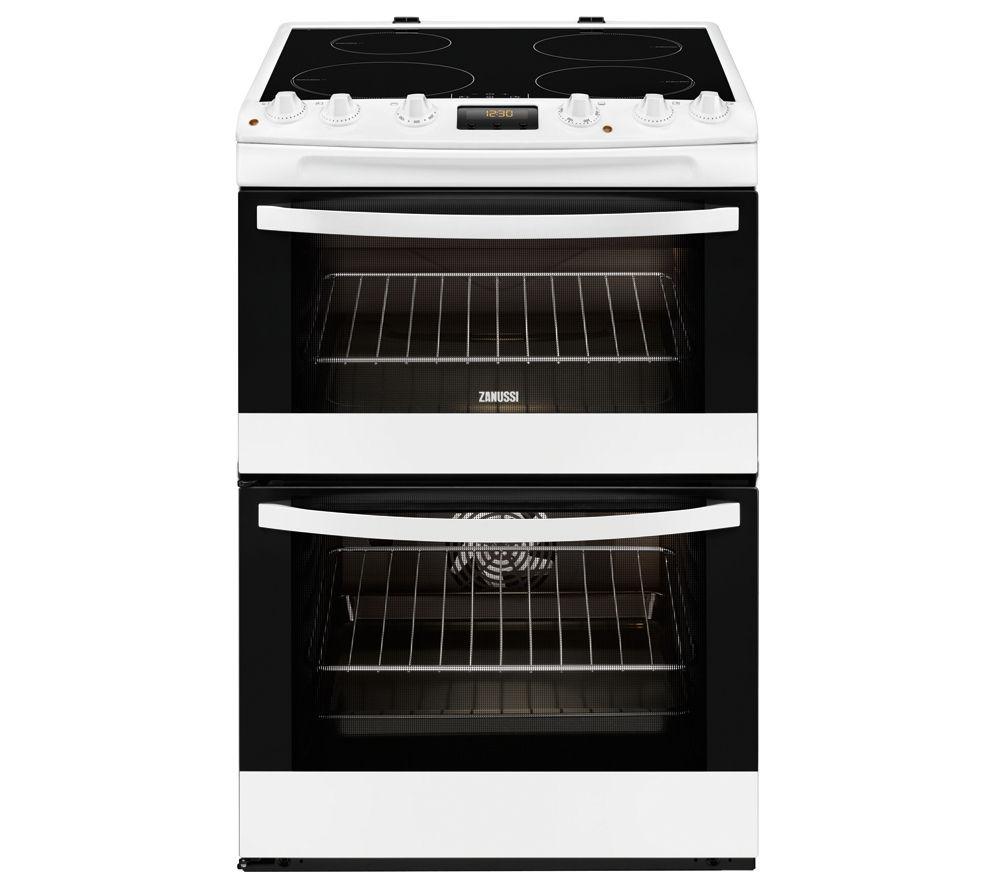 Buy Zanussi Zci68330wa Electric Induction Cooker White