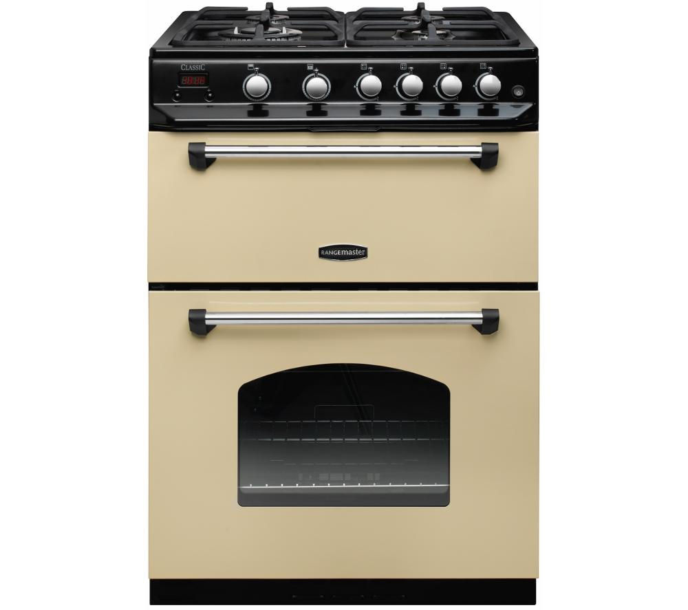 Buy RANGEMASTER Classic 60 Gas Cooker | Free Delivery | Currys