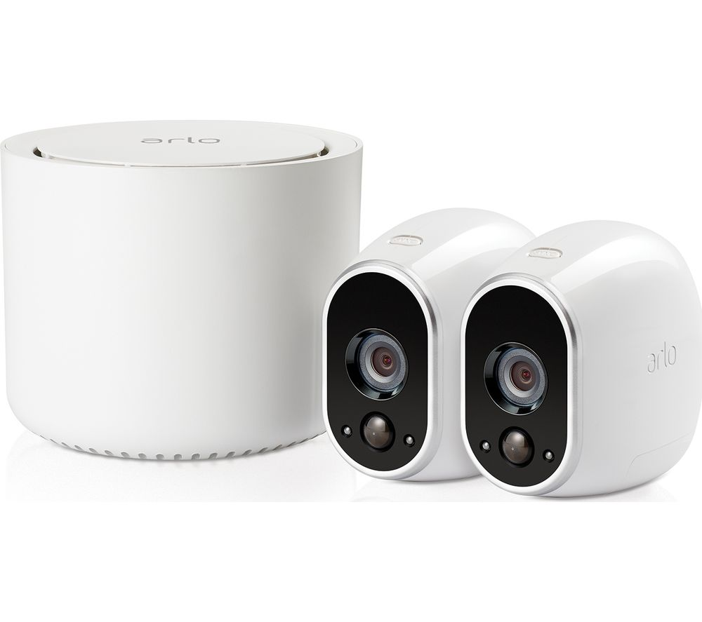 ARLO Smart Home Security System - 2 Cameras Deals | PC World