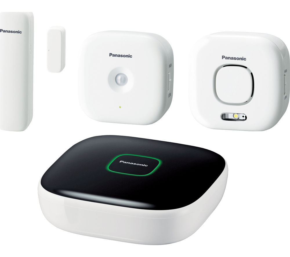 Buy panasonic home safety starter kit plus free delivery for How to buy a home safe