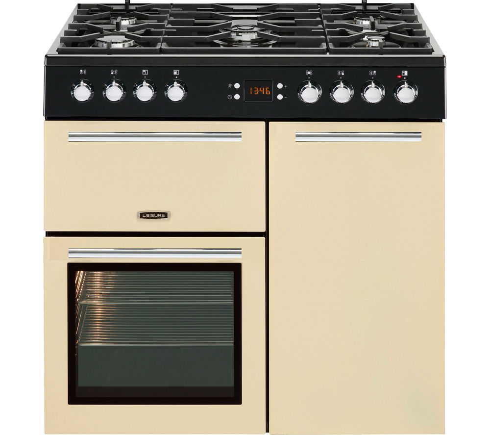 Cheapest price of Leisure A La Carte 90 AL90F230C Dual Fuel Range Cooker in new is £799.00