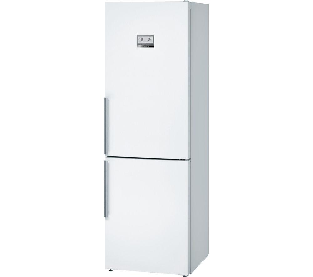 BOSCH Serie 6 KGN36AW35G Smart 60/40 Fridge Freezer - White