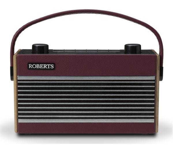 roberts dab radio alarm clock instructions