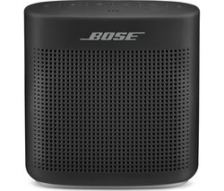 Soundlink Color II Portable Bluetooth Wireless Speaker - Black