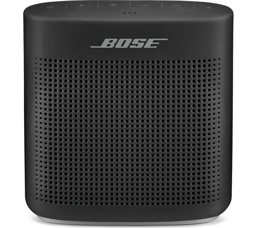 Image of BOSE Soundlink Color II Portable Bluetooth Wireless Speaker - Black, Black