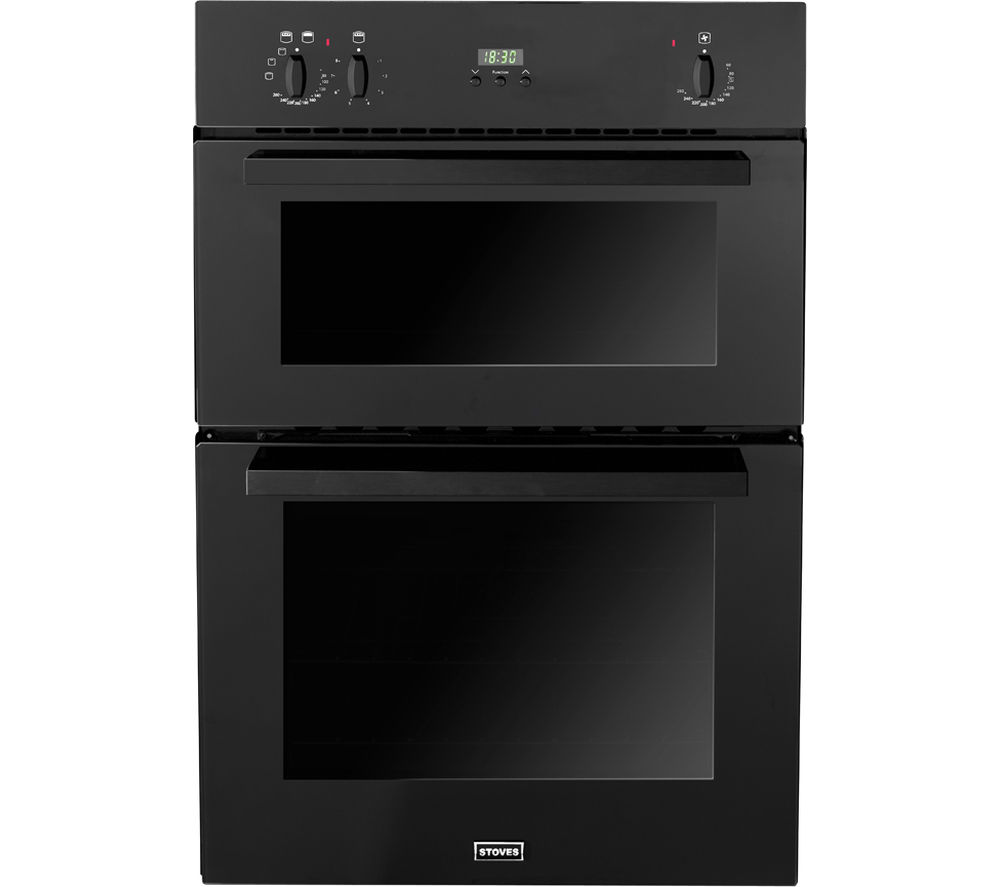 STOVES SEB900FPS Electric Double Oven - Black