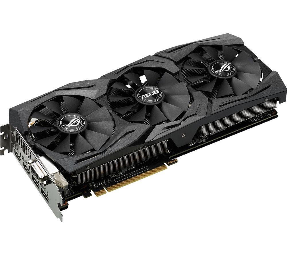 ASUS ROG STRIX GeForce GTX 1080 Graphics Card