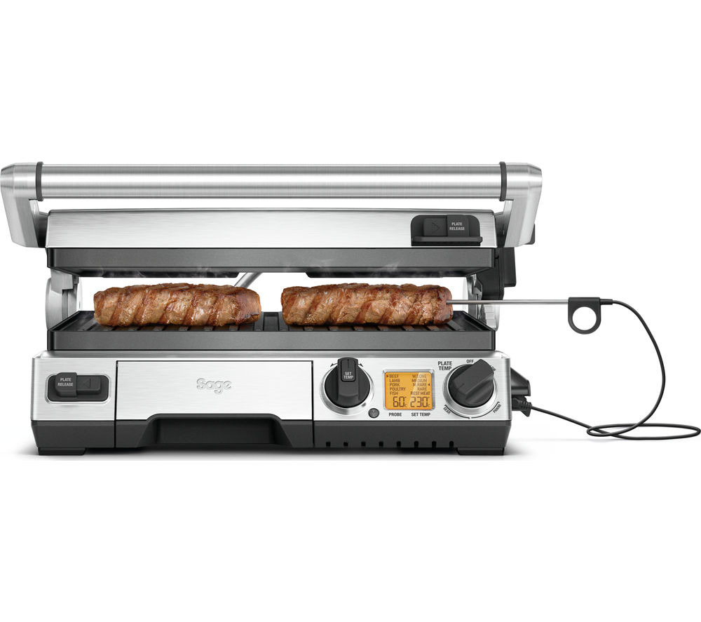 Compare prices for Sage by Heston Blumenthal BGR840BSS Smart Grill Pro