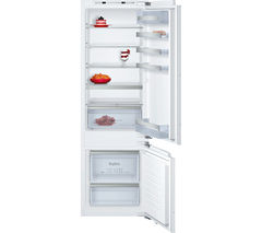 NEFF KI6873F30G Integrated 70/30 Fridge Freezer
