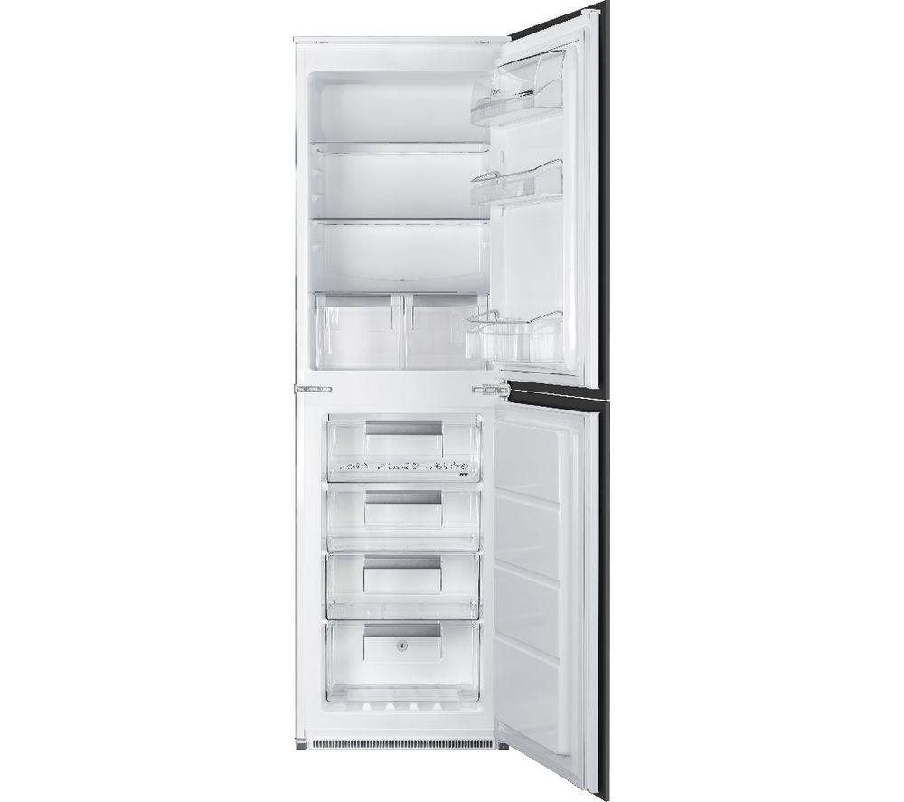 SMEG UKC7172NP Integrated Fridge Freezer