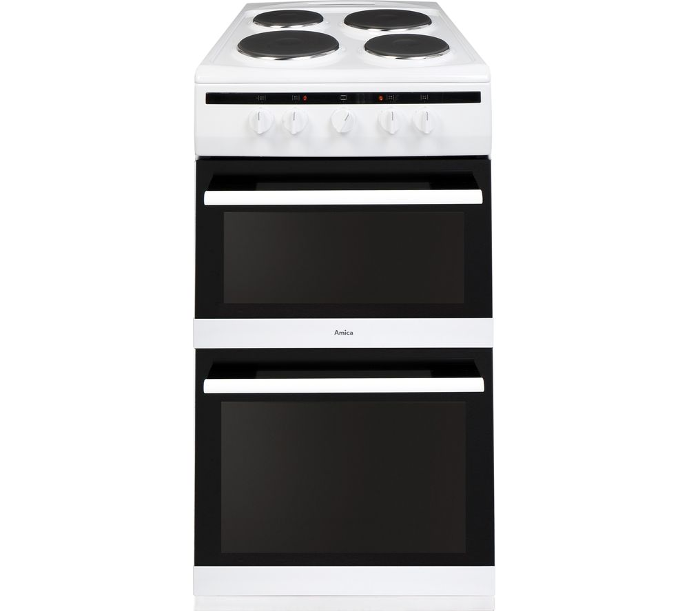 AMICA 508TEE1(W) Electric Cooker - White