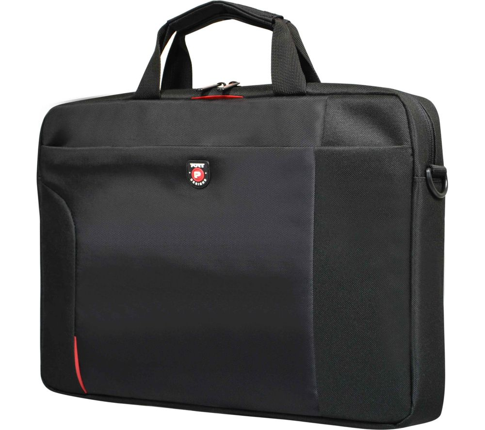 "PORT DESIGNS Houston 17"" Laptop Case - Black"