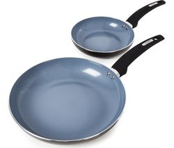 TOWER T80300 2-piece Non-stick Frying Pan Set - Graphite