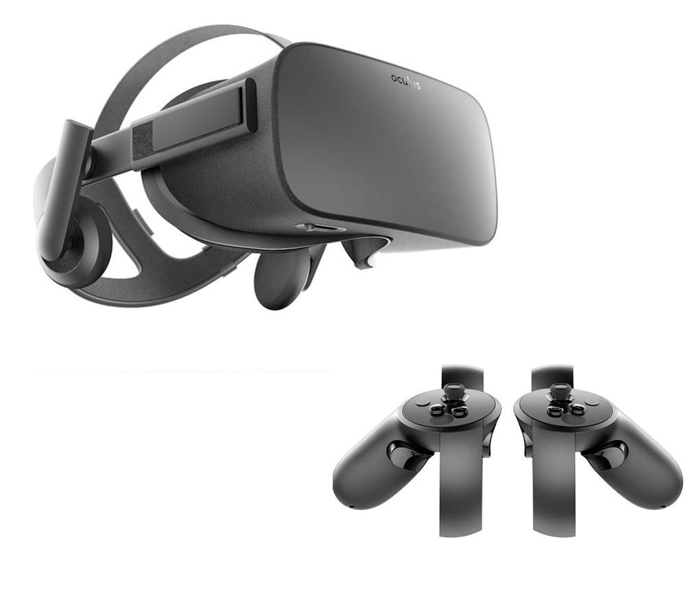 Compare prices for Oculus Rift and Touch Bundle