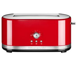 KITCHENAID 5KMT4116BER 2-Slice Toaster - Red
