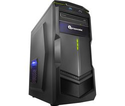 PC SPECIALIST Vortex Core XT Gaming PC