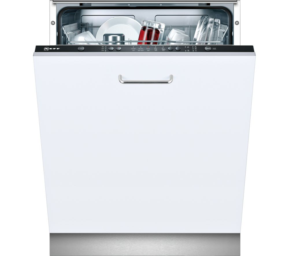 NEFF S511A50X0G Full-size Integrated Dishwasher